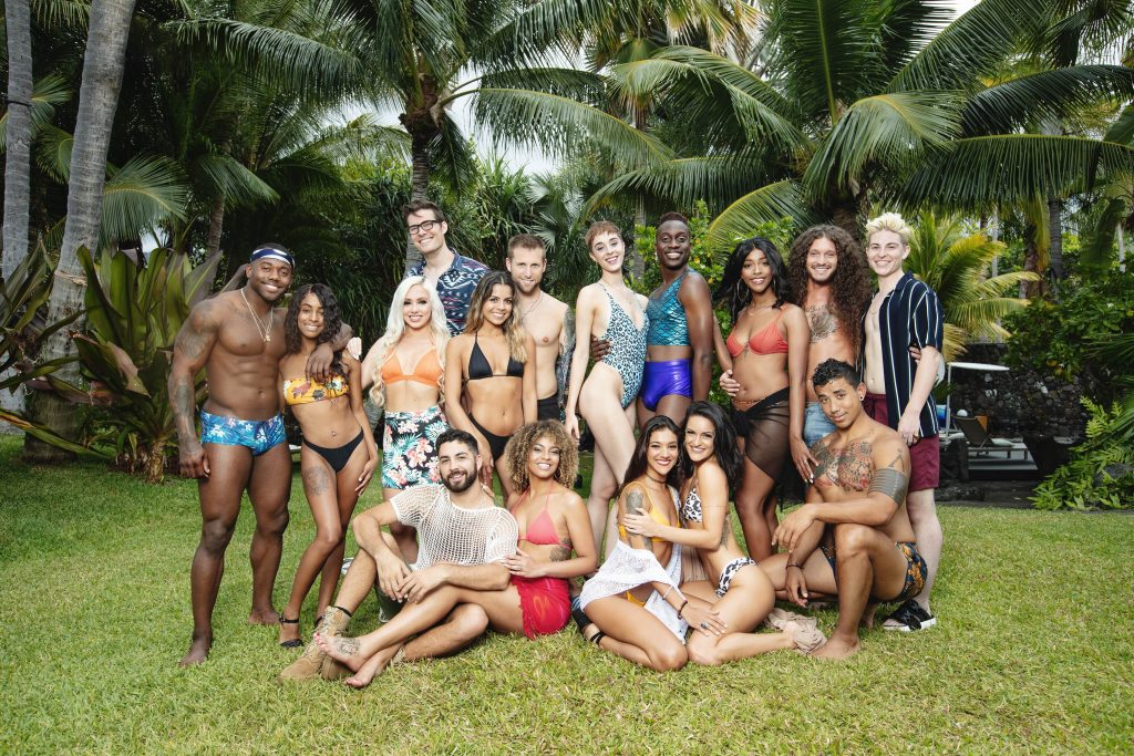 Are You the One? Season 8 cast