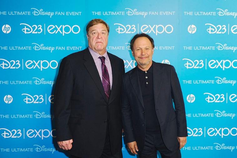 John Goodman and Billy Crystal.