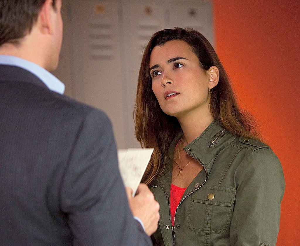 Cote de Pablo | Adam Rose/CBS via Getty Images