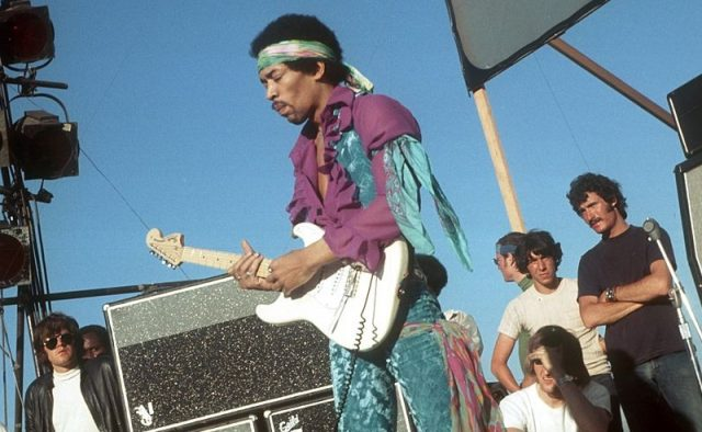 Woodstock at 50: When Jimi Hendrix's 'Star-Spangled Banner' Rocked the Festival