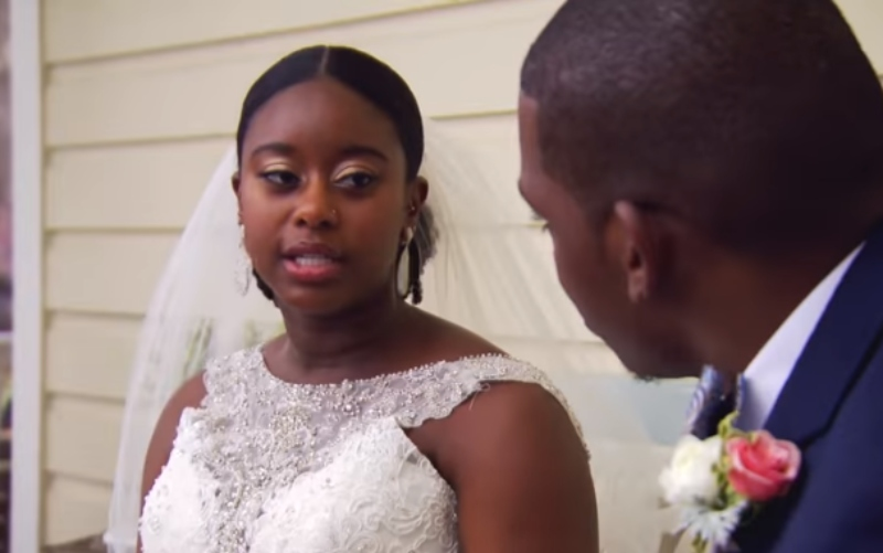 "Gregory Okotie and Deonna McNeill on ""Married at First Sight"""