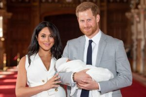 Meghan Markle Celebrates Father's Day With Sweet Photo Of Baby Archie And Prince Harry