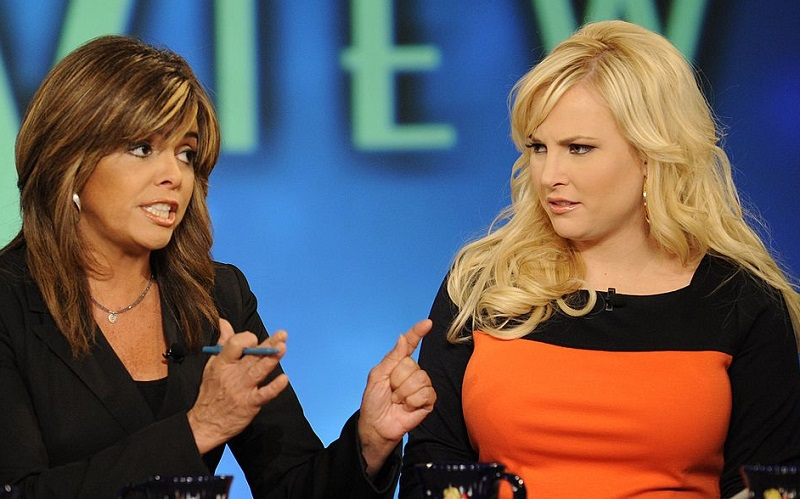 Why ABC's President Didn't Want Meghan McCain on 'The View'