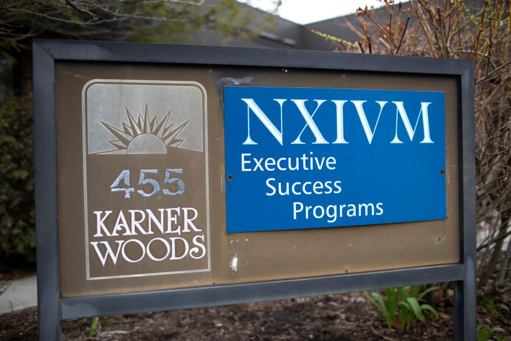 Nxivm headquarters