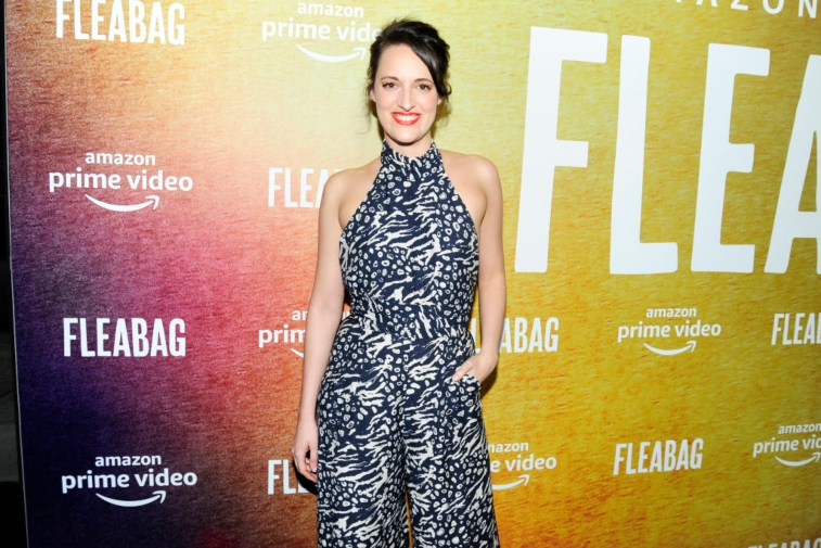 Phoebe Waller-Bridge at 'Fleabag' season 2 event.