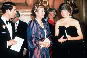 Were Princess Diana and Grace Kelly Friends?
