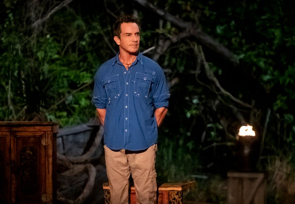 Executive Producer Jeff Probst