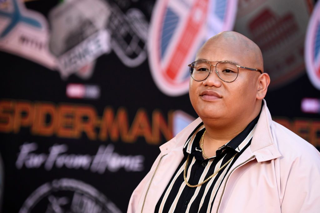 Jacob Batalon attends the Premiere Of Sony Pictures' Spider-Man Far From Home at TCL Chinese Theatre on June 26, 2019, in Hollywood, California.