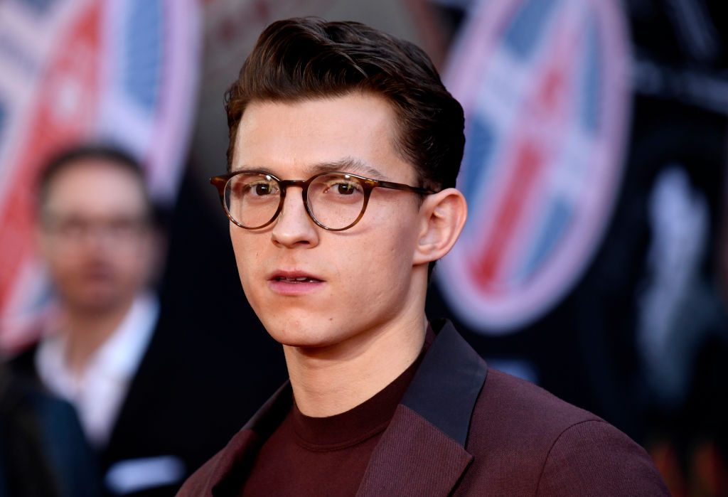 Tom Holland attends the Premiere Of Sony Pictures' Spider-Man Far From Home at TCL Chinese Theatre on June 26, 2019, in Hollywood, California.