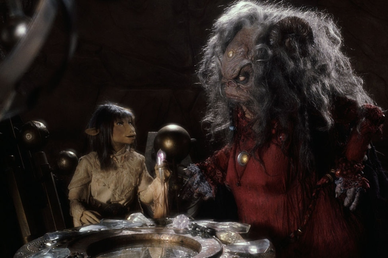 'The Dark Crystal' 1982.