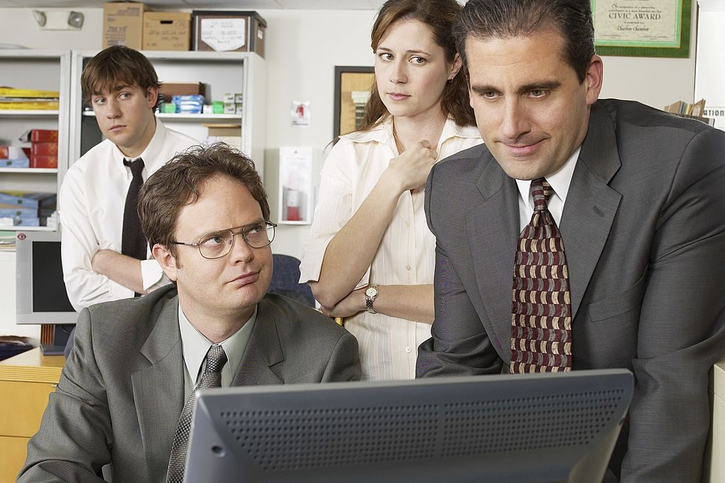 The Office': The Episode So Hilarious The Cast Barely Got Through It