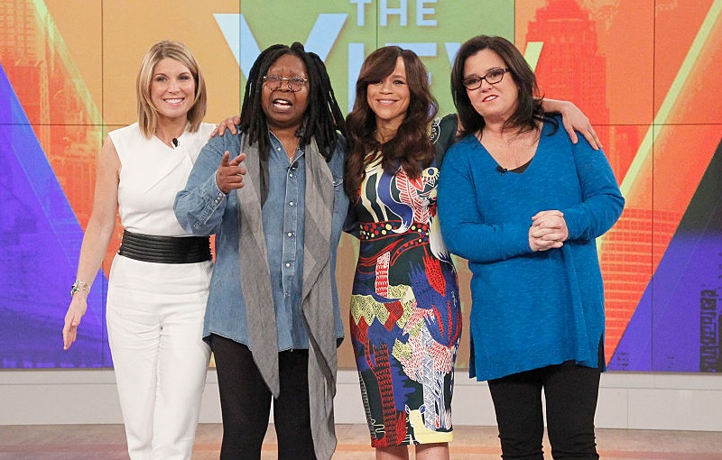 When Whoopi Knew Rosie O'Donnell's Return to 'The View' Would Be a