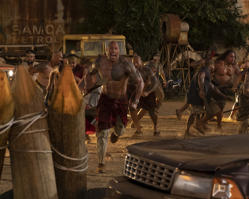 Hobbs & Shaw Opens to $180 Million and #1 Worldwide
