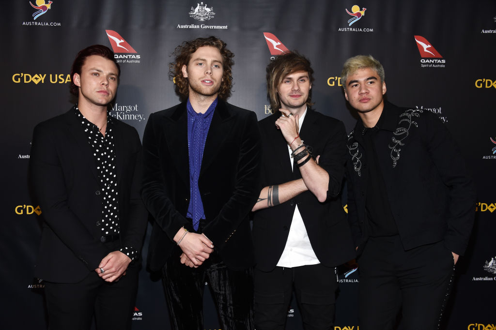 5 Seconds of Summer Faces Lawsuit for Their Song 'Youngblood'