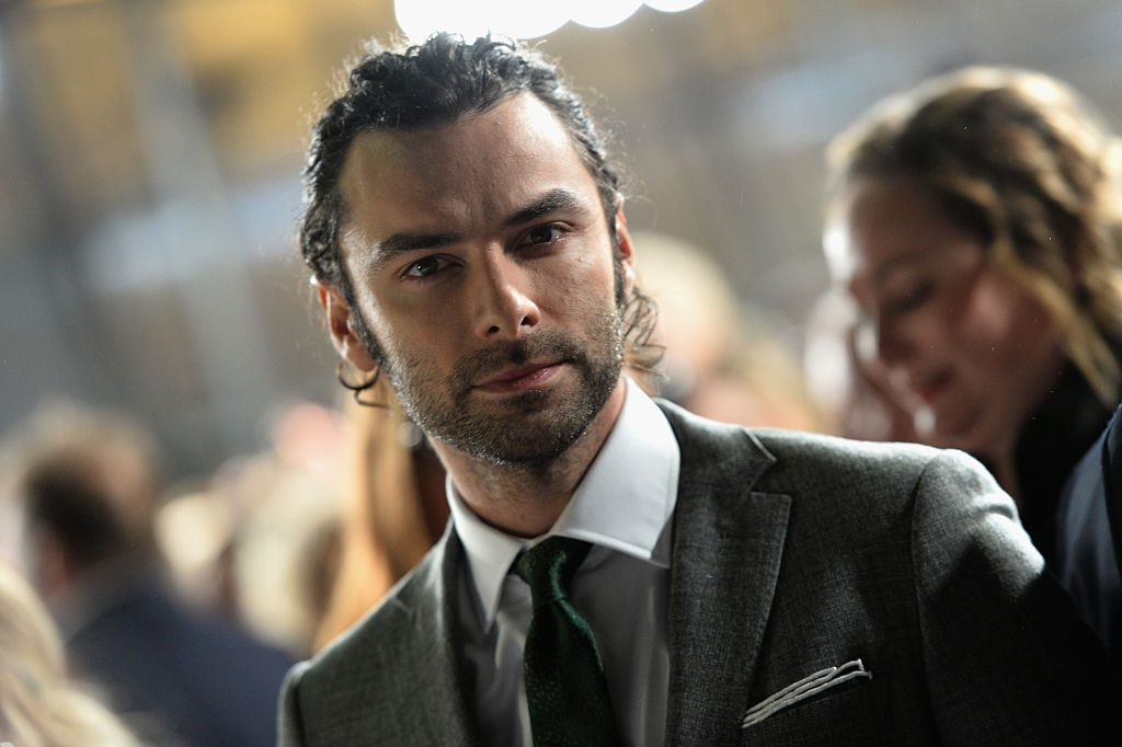 Aidan Turner | Jeff Spicer/Getty Images