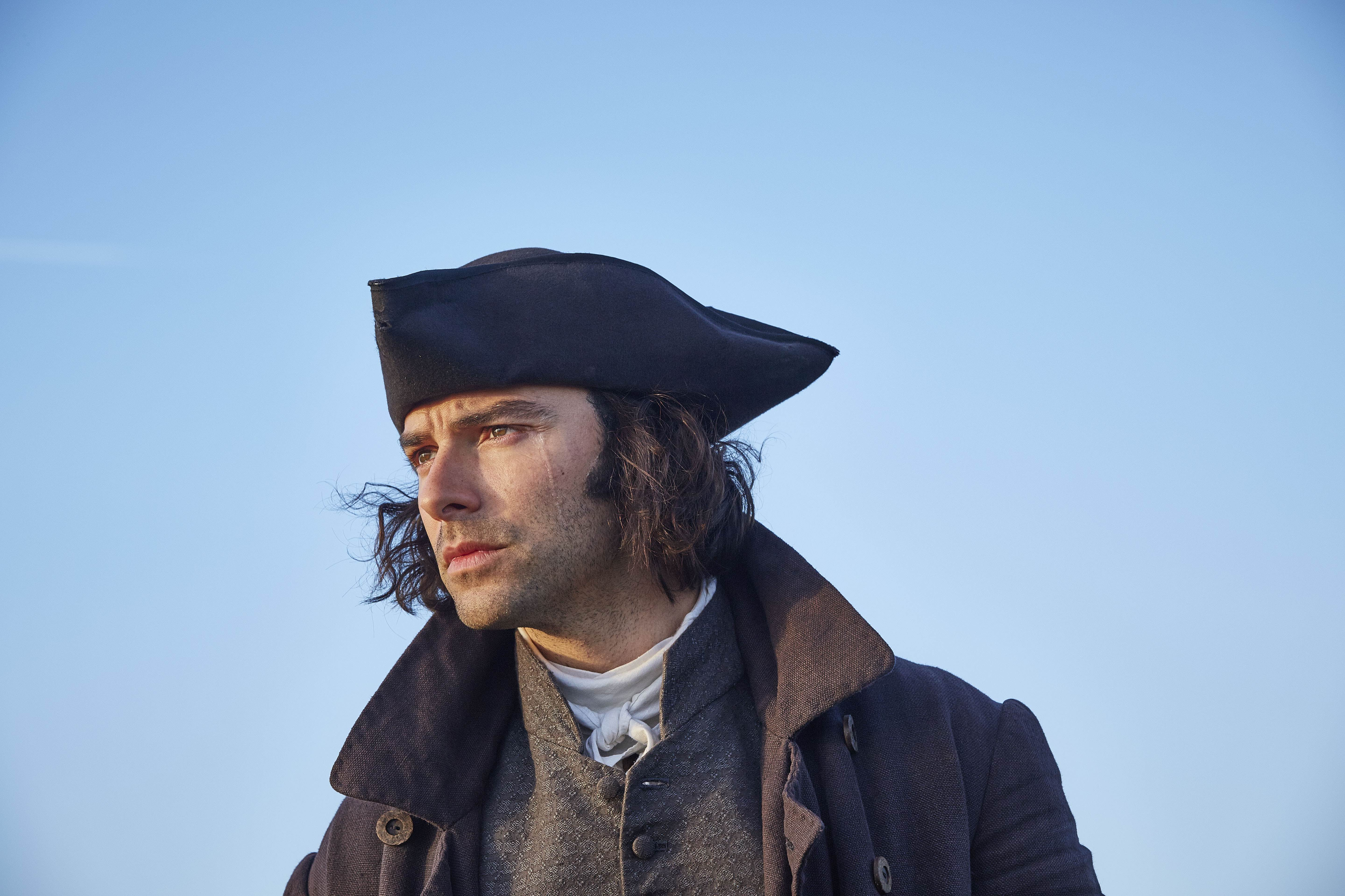 76479812a Season 5 of 'Poldark' Will Feature Aidan Turner's Ross as a British Spy