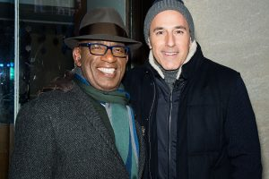 What 'Today Show's' Al Roker Recently Said About Matt Lauer