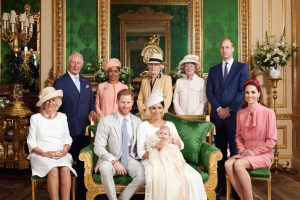 Drama at Archie's Christening Proves the Royal Feud Between the Cambridges and Sussexes Is Far From Over