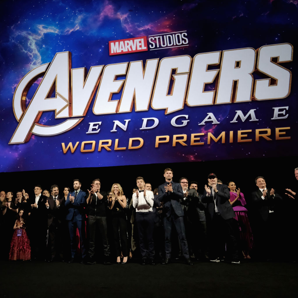 "Los Angeles World Premiere Of Marvel Studios' ""Avengers: Endgame"""