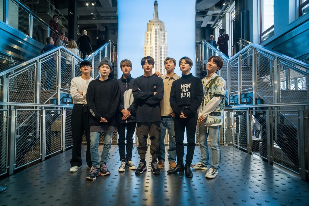 K-pop superstars BTS to perform in Saudi Arabia in October