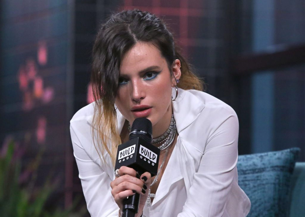 Actress Bella Thorne comes out as pansexual