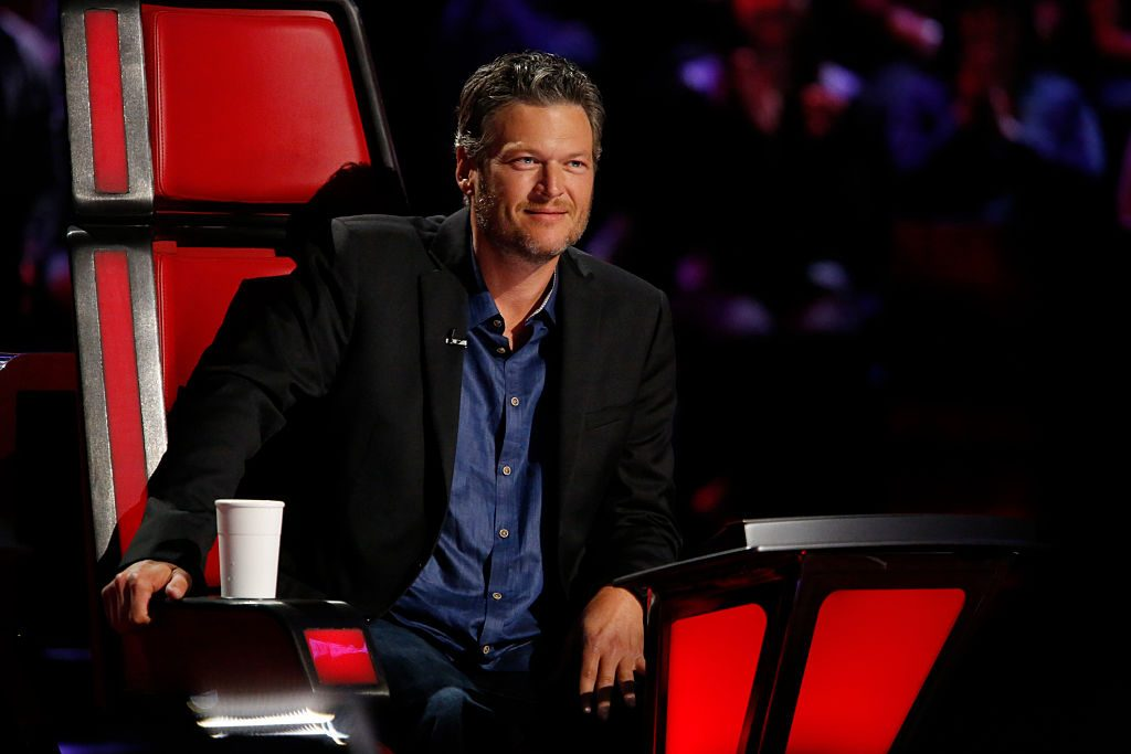 'The Voice' judge Blake Shelton
