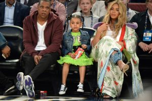 Blue Ivy Might Be Headed for a Future Career in Music — Just Like Her Parents