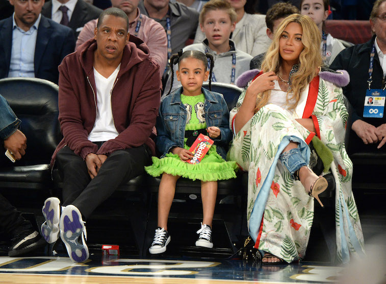 Blue Ivy Might Be Headed for a Future Career in Music