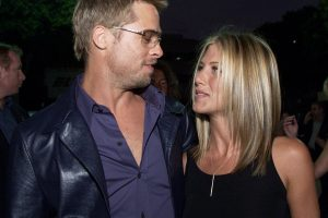 There's a Simple Explanation Why Jennifer Aniston Forgave Brad Pitt for Breaking Her Heart