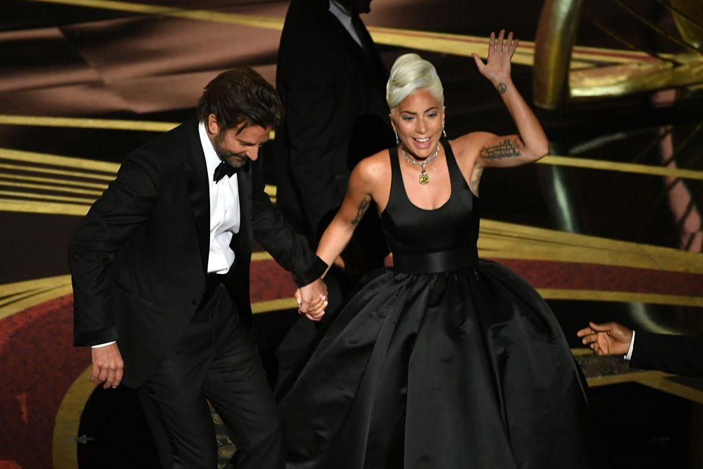 Bradley Cooper and Lady Gaga | Kevin Winter/Getty Images
