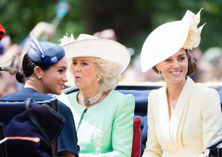 Duchess Camilla, Duchess Meghan, Duchess Kate
