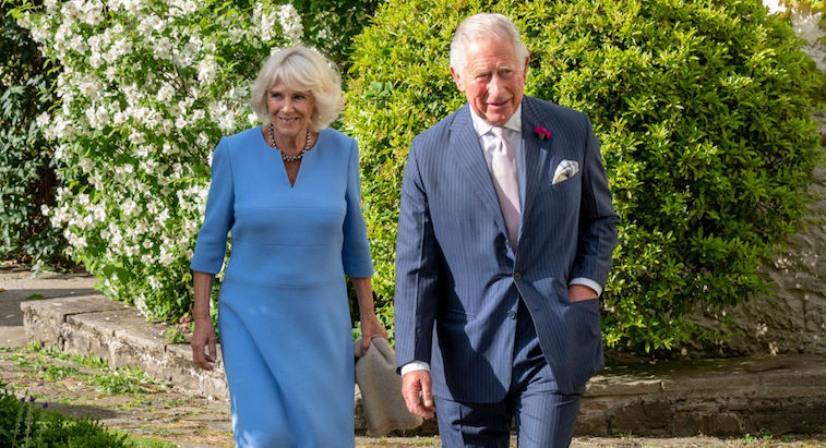Camilla, Duchess of Cornwall and Prince Charles