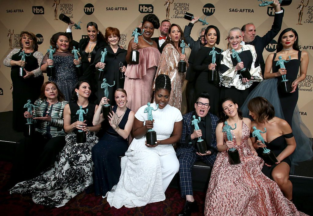 """The cast of """"Orange Is the New Black"""""""