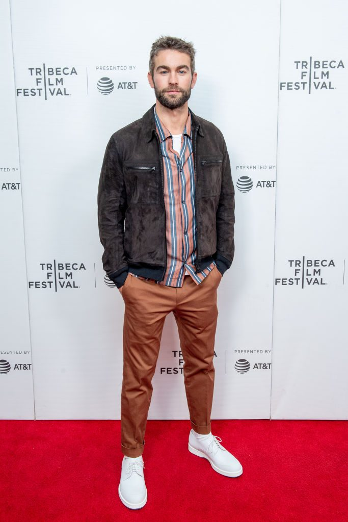 Chace Crawford of 'The Boys'