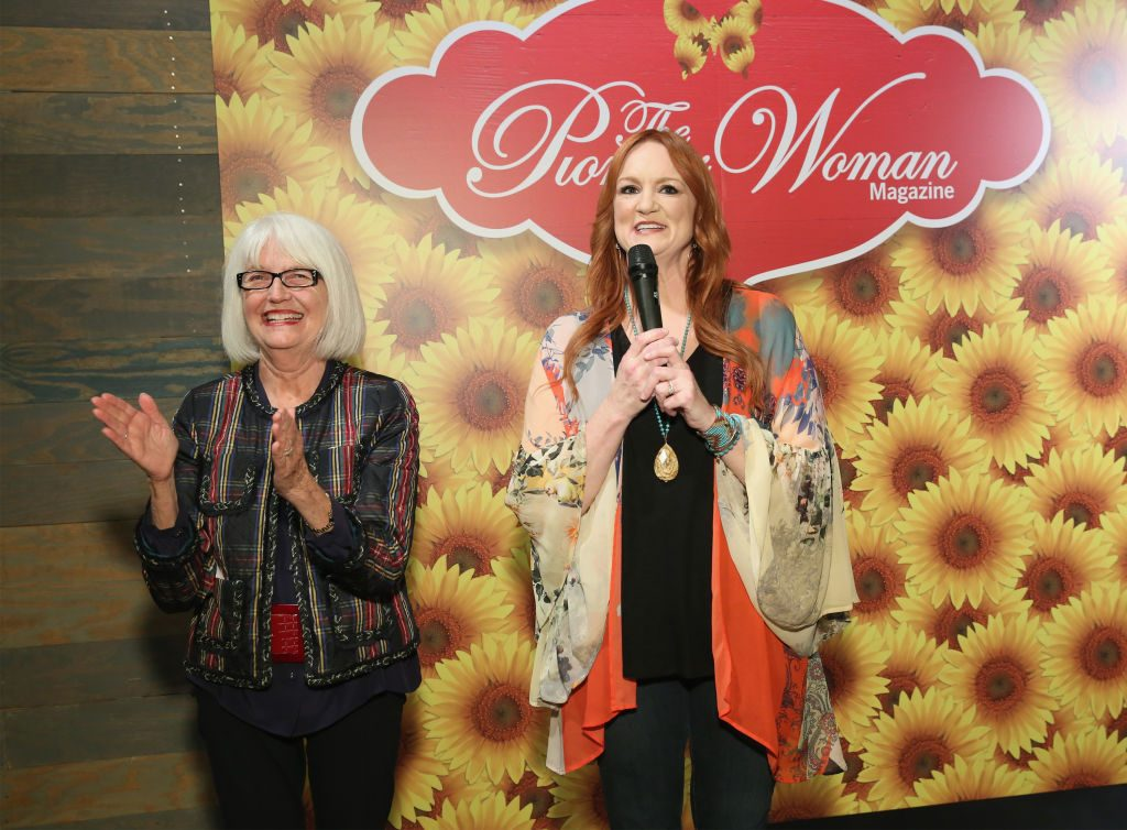 Ellen Levine (L) and Ree Drummond | Monica Schipper/Getty Images for The Pioneer Woman Magazine