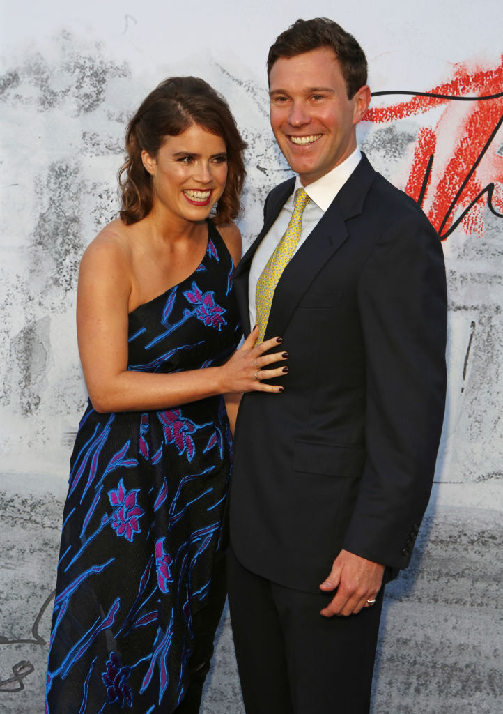 Eugenie and Jack