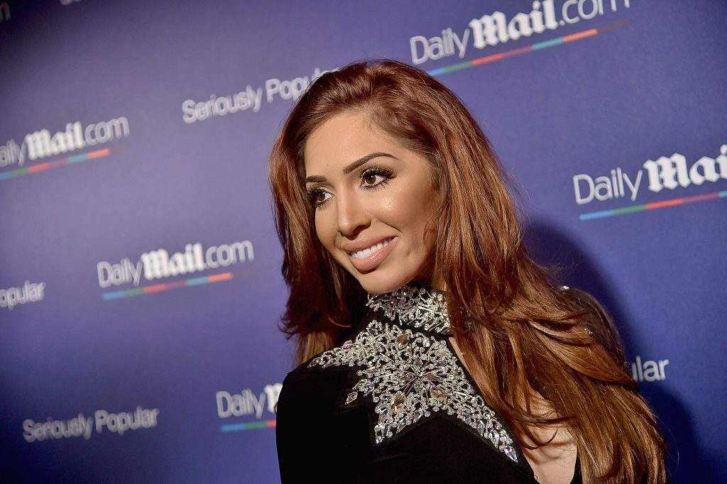 Farrah Abraham | Mike Coppola/Getty Images for DailyMail.com