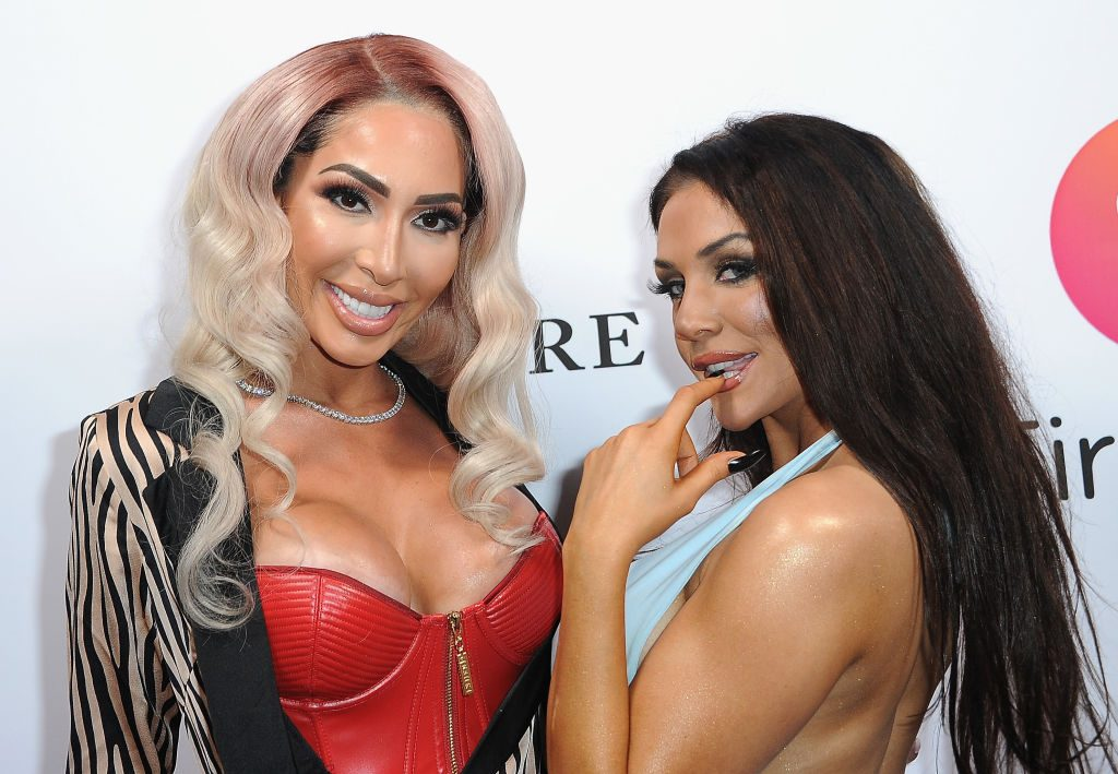 Farrah Abraham and Courtney Stodden |Albert L. Ortega/Getty Images