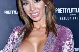 Farrah Abraham Apparently Has Strong Political Opinions