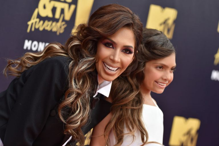 Farrah Abraham Fans Beg Her to Stop with the Fillers and