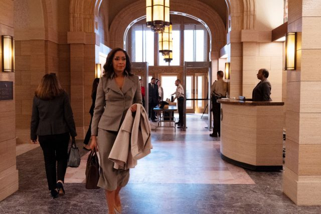 Gina Torres as Jessica Pearson