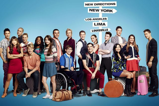 The cast of 'Glee' | Photo by FOX via Getty Images