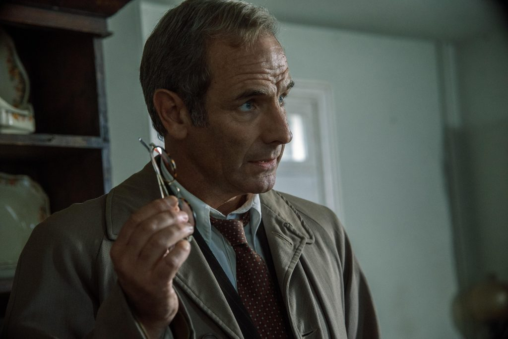Robson Green in Grantchester