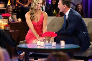 """'The Bachelorette': Tyler C. Writes A Sweet Letter To Hannah B. On Instagram About """"That Drink"""""""