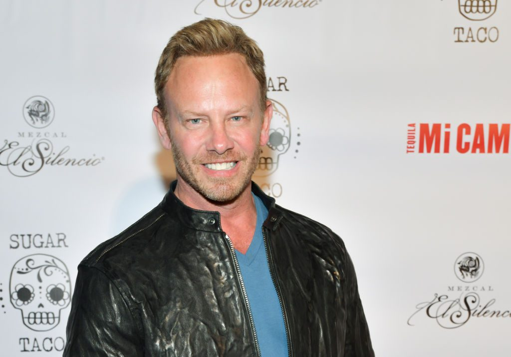 Ian Ziering | Rodin Eckenroth/Getty Images