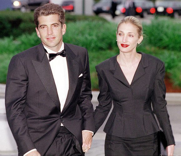 7 Memorable Photographs of John F. Kennedy Jr. and Carolyn Bessette-Kennedy