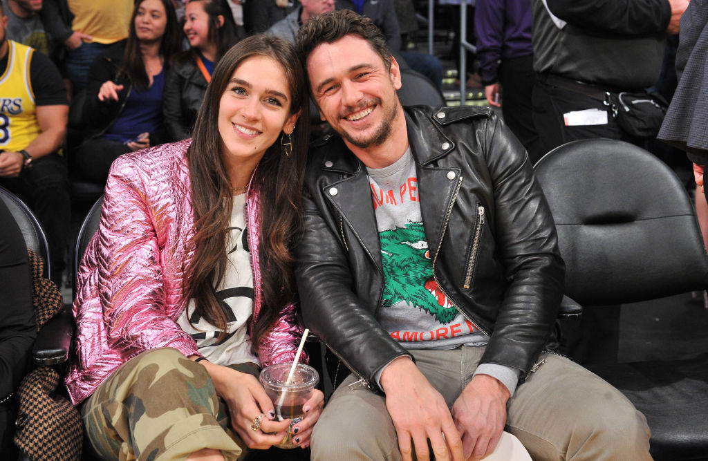Is James Franco Headed For Engagement With His 26 Year Old Girlfriend