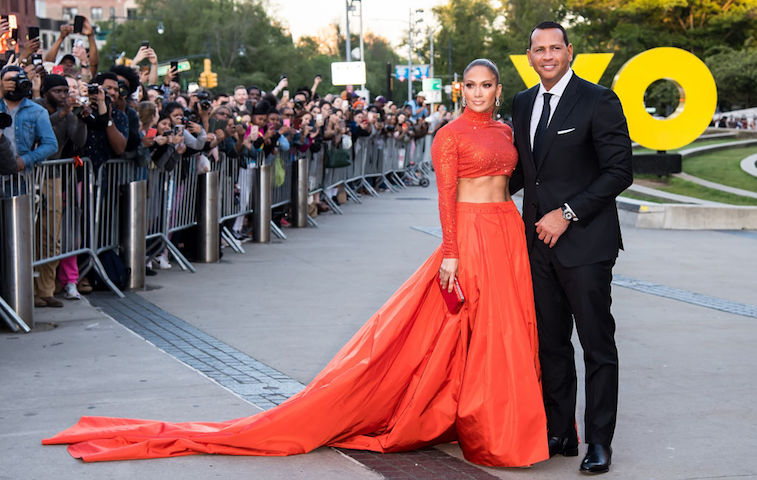 Alex Rodriguez 'so sore' after Jennifer Lopez's 50th birthday bash