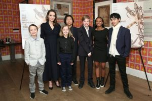 Angelina Jolie: Why She Loves Taking Her Kids With Her When Filming Movies