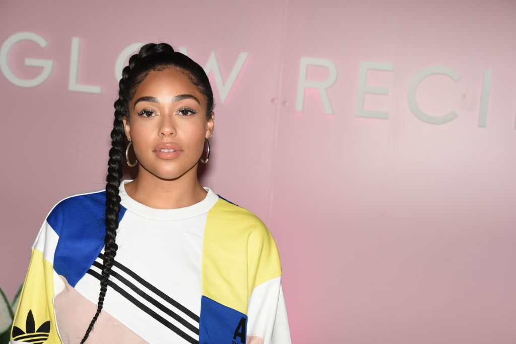 Jordyn Woods   Lilly Lawrence/Getty Images